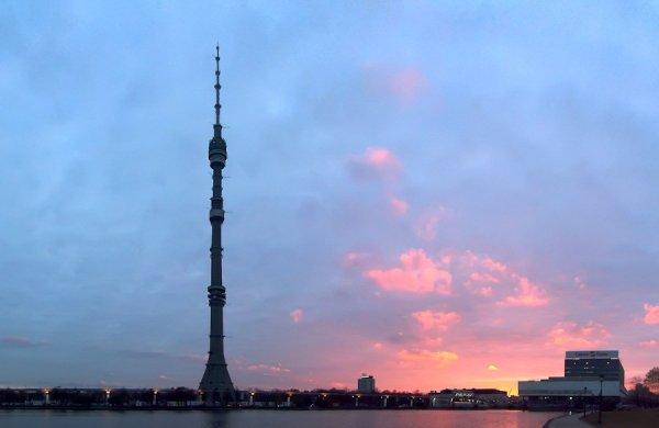Неизвестный сообщил о минировании Останкинской башни в Москве
