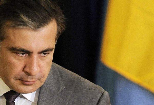 Саакашвили принялся угрожать Порошенко в случае депортации