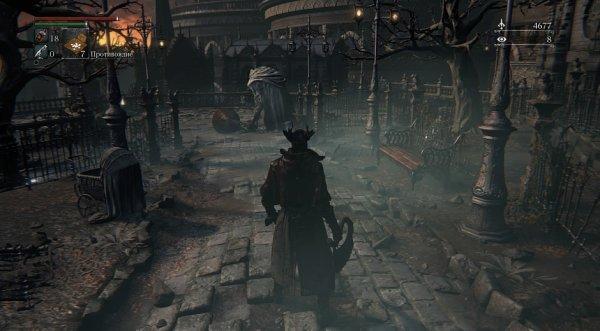 В Bloodborne нашли скрытого монстра спустя три года после релиза