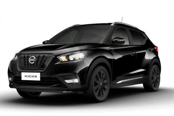 """Новый кроссовер Nissan Kicks окрасили под """"Звездные войны"""""""