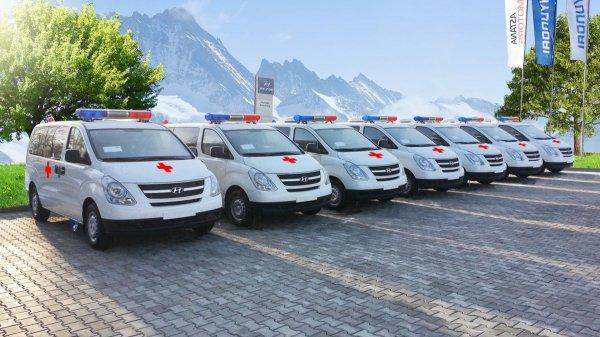 Власти Иркутской области закупят 70 автомобилей скорой помощи