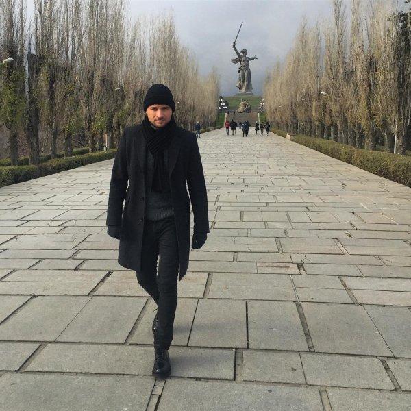Лазарев едва не отморозил уши, гуляя по Волгограду