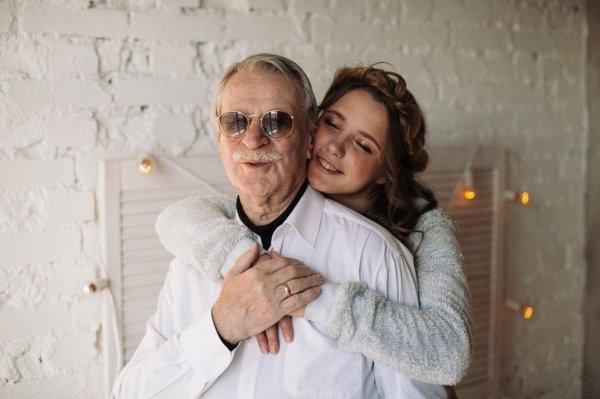 87-летний Иван Краско планирует стать отцом в седьмой раз
