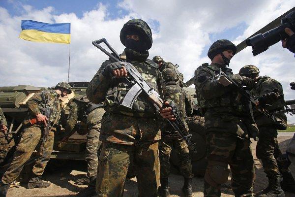 В Сети появилось видео перестрелки возле Донецкой фильтровальной станции