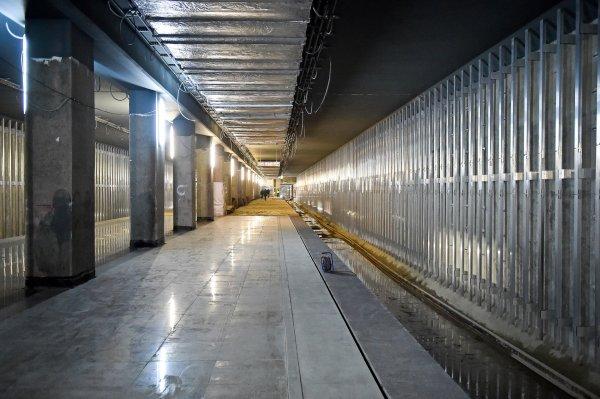 В Ховрино откроют новую железнодорожную станцию в 2019 году