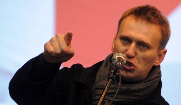 На митинге Навального в Челябинске присутствовали 2000 человек