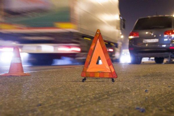 В Уфе из-за ДТП с лобовым столкновением погибли два человека