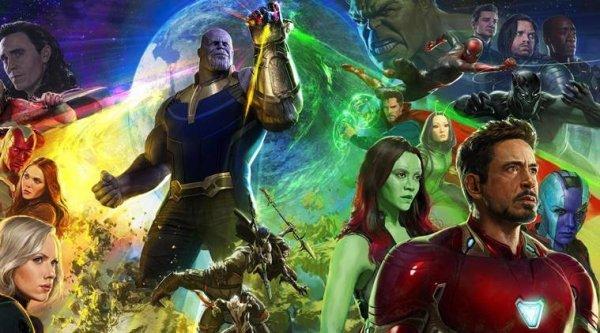 В соцсетях были опубликованы отрывки из ленты «Мстители: Война бесконечности»
