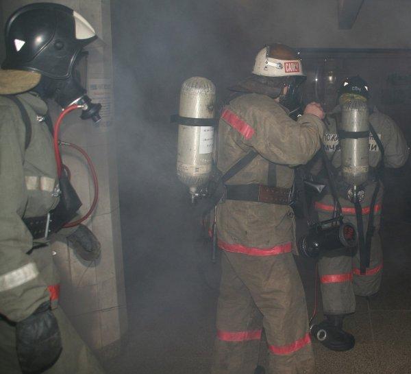 В Москве из-за возгорания вывели 50 человек из онкологического отделения