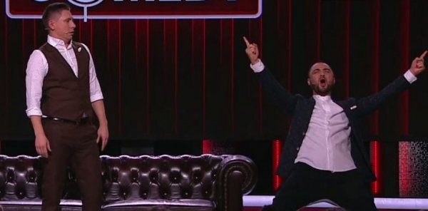 В Comedy Club показали номер про тусовщика из Чебоксар