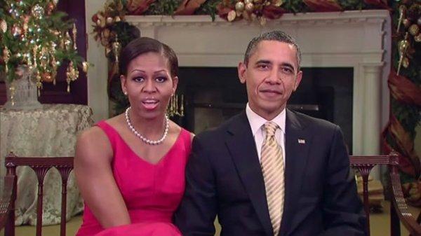 Барак и Мишель Обама поздравили принца Гарри с помолвкой