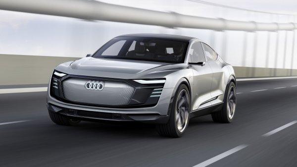 Audi планирует наладить производство двух электрокроссоверов в Германии