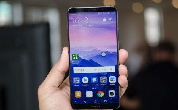 Huawei Honor V10 обогнал iPhone X из-за передового 3D-сканера лица