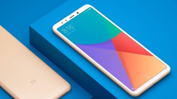 Xiaomi объявила дату анонса безрамочных бюджетных смартфонов Redmi 5