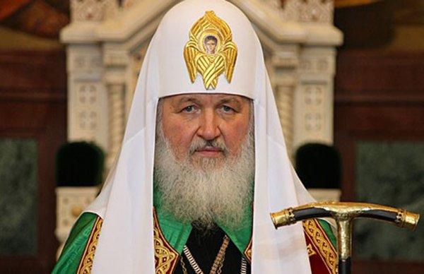 Патриарх Кирилл рассказал о числе духовенства и количестве храмов