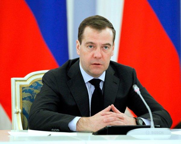 Медведев заявил, что не видит себя кандидатом в президенты России