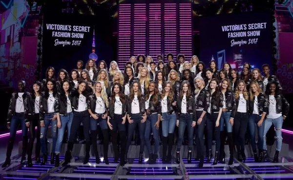 После дефиле в Шанхае моделей Victoria's Secret обвинили в расизме