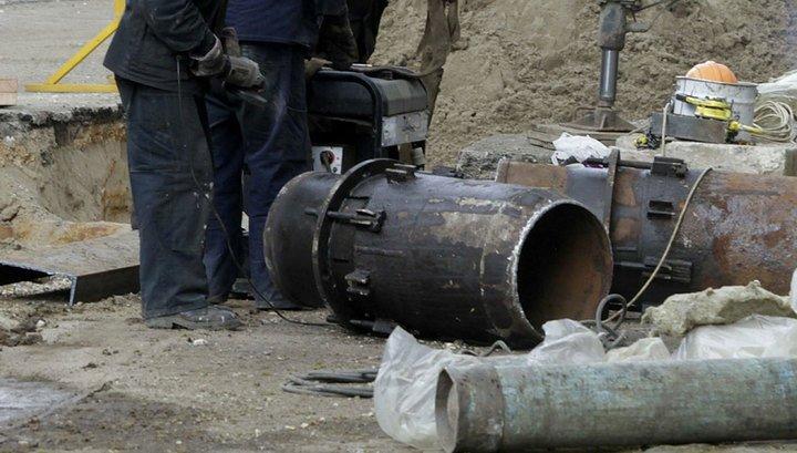 При трагедии натрубопроводе вКрасноярске пострадало два человека