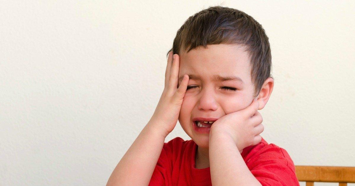 ВОсташкове парень пожаловался, что воспитательница ударила его папкой поголове