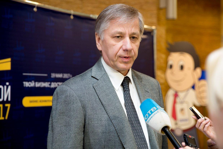 Прошлый 1-ый вице-губернатор Приморья может отправиться вСИЗО на2 месяца