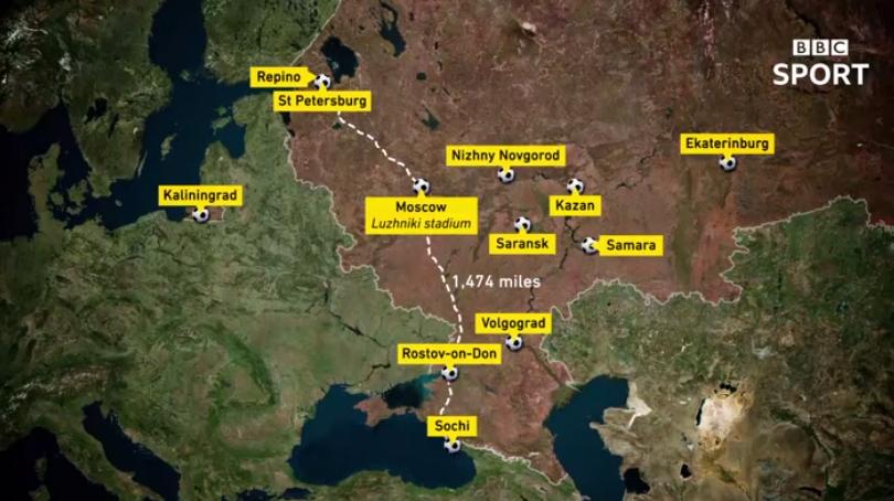 Новый скандал скартой Крыма: наэтот раз «вляпался» BBC