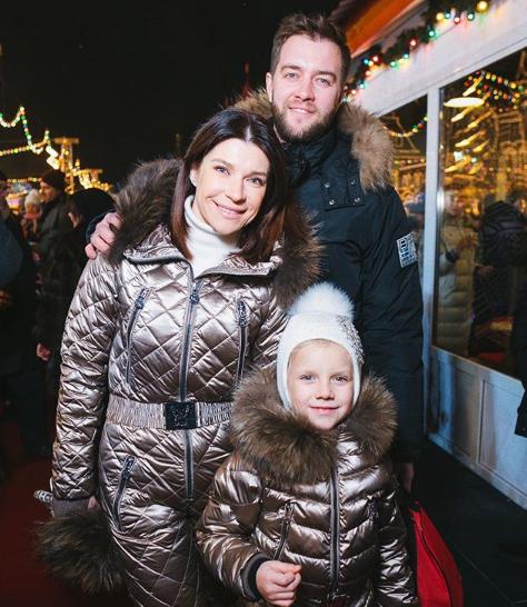 Муж актрисы Екатерины Волковой спас семью от позора