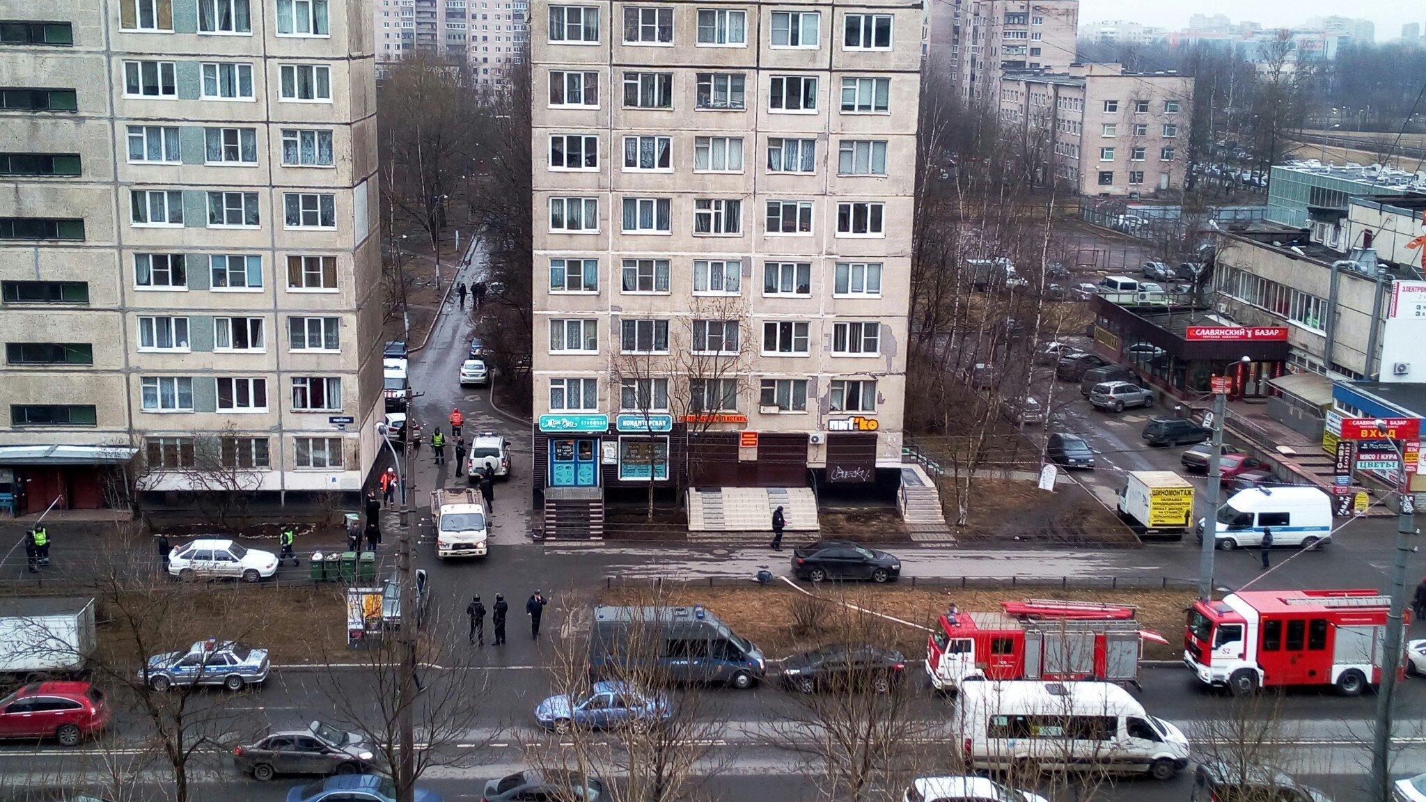 В столице из-за повреждения газовой трубы проводится экстренная эвакуация вжилом доме