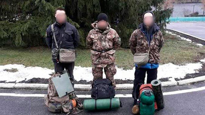 Туристов-экстремалов задержали вЧернобыле