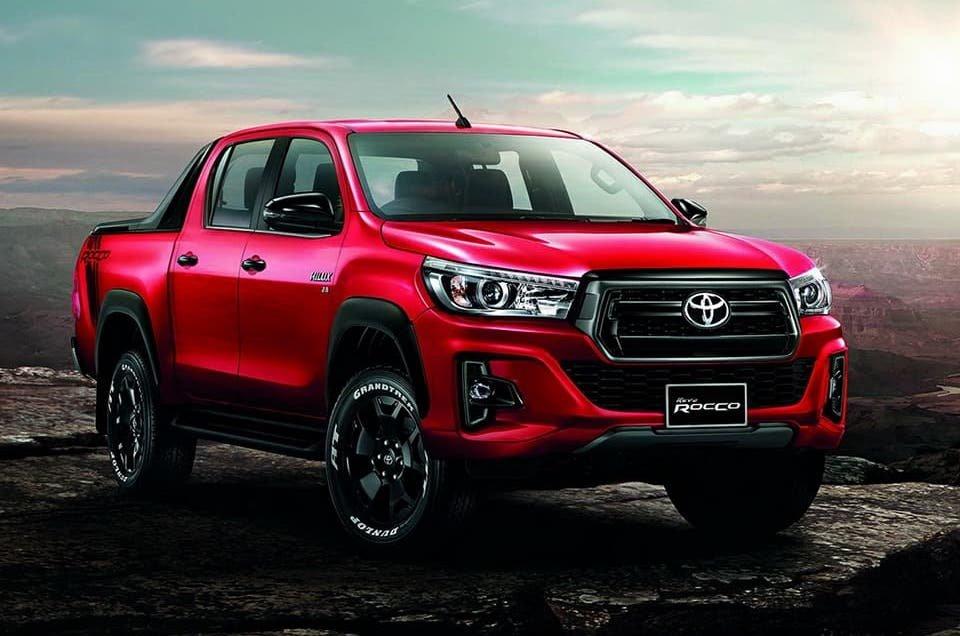 Стартовали продажи обновленного пикапа Toyota Hilux 2018