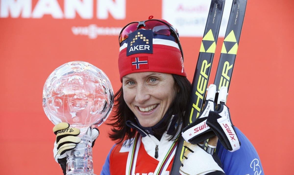 Норвежская лыжница Бьорген: россияне невиновны, пока недоказана ихвина