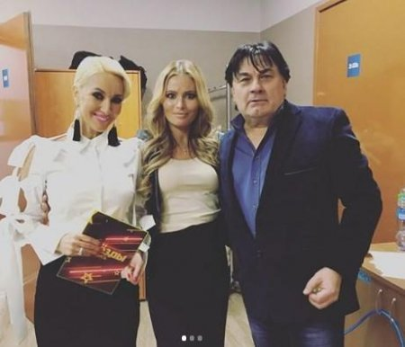 Александр Серов помог Дане Борисовой с выплатой алиментов