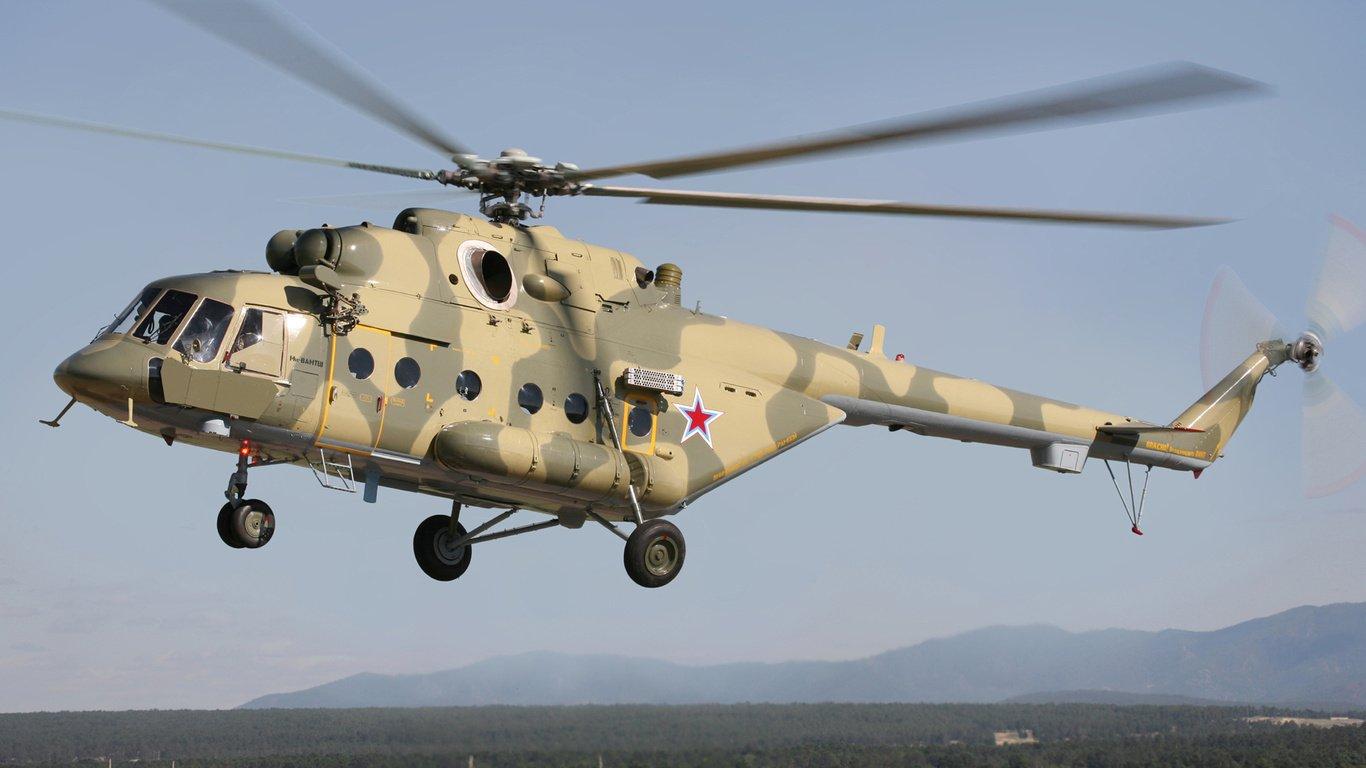 Сербия планирует приобрести у РФ шесть вертолетов Ми-17