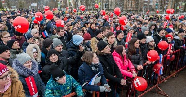 Полный провал. Намитинг Навального вПскове пришло 300 человек