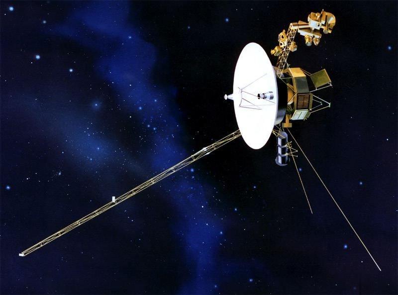 NASA впервый раз за37 лет запустило двигатели «Вояджера-1»