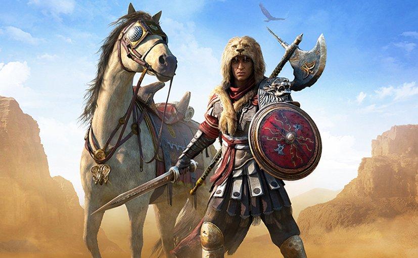 Assassin's Creed Origins обзаведётся режимом «Орда» идополнительным уровнем трудности