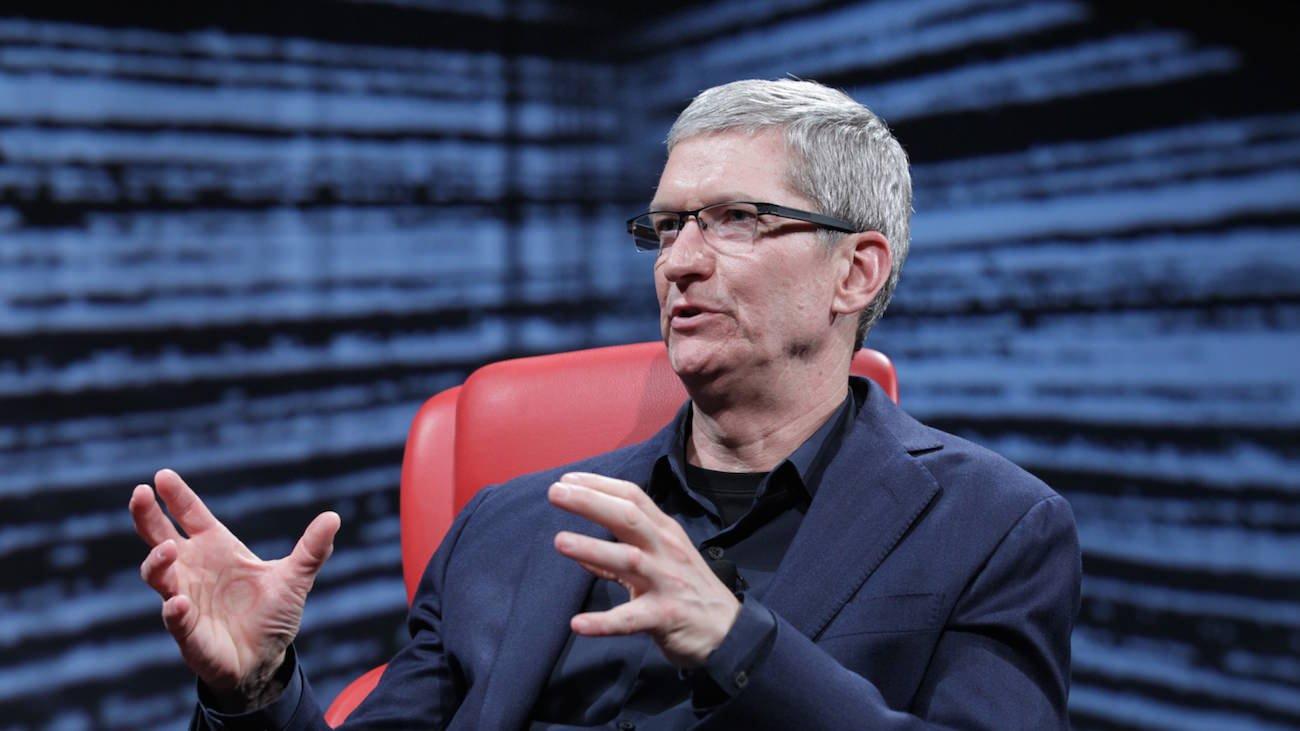 Руководитель Apple небоится искусственного интеллекта