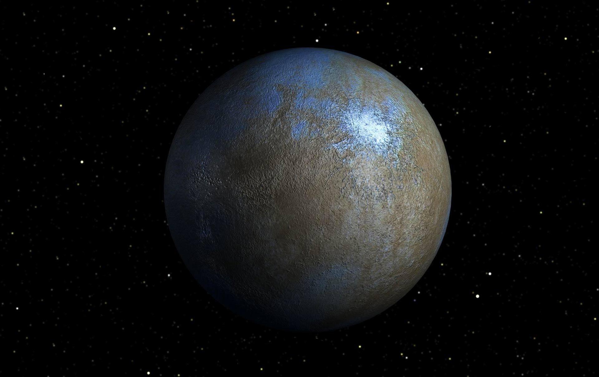 Ученые посоветовали  превратить карликовую Цереру вкосмическую базу