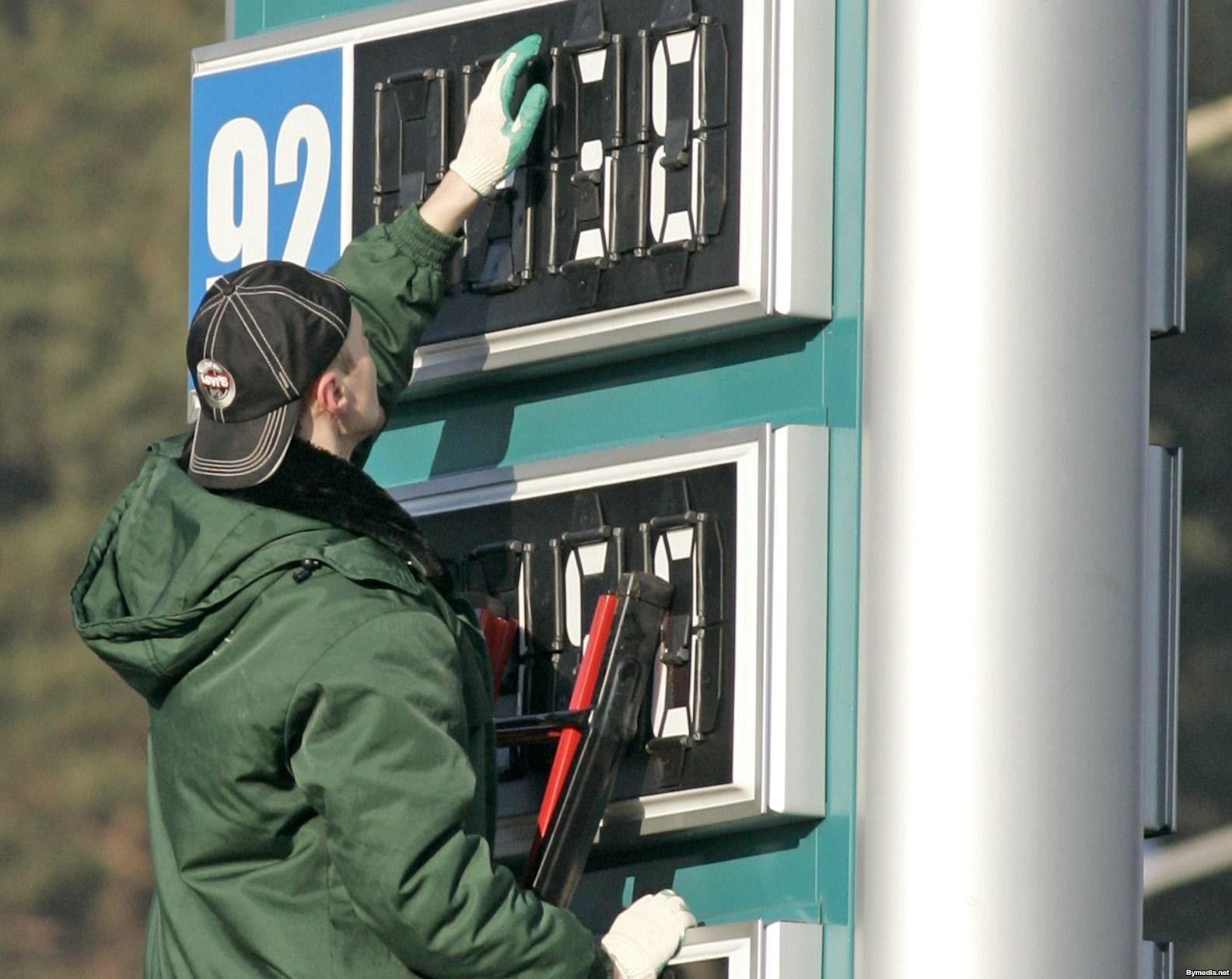 В Омске отмечается безостановочный рост цен на бензин