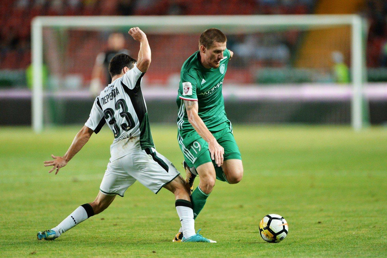 «Краснодар»— «Ахмат»: команда Шалимова одолела, уступая 0:2