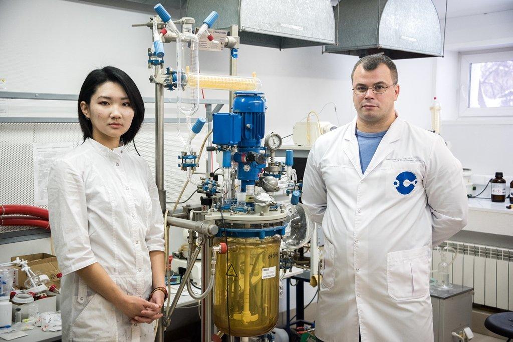 Возникла русская технология синтеза пентамина