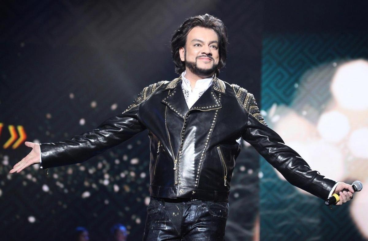 Киркоров объявил обучастии в«Евровидении-2018»