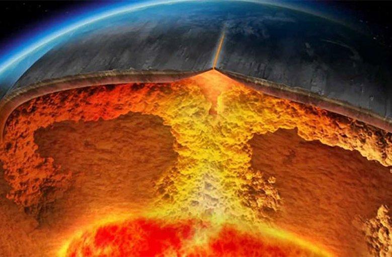 Внедрах Земли геологи отыскали следы множества иных планет