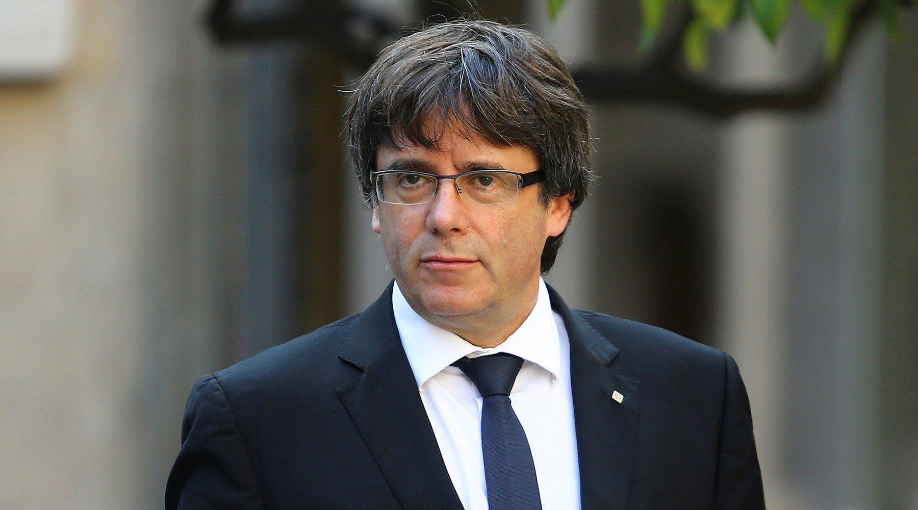 Верховный суд Испании отозвал ордер наарест Пучдемона