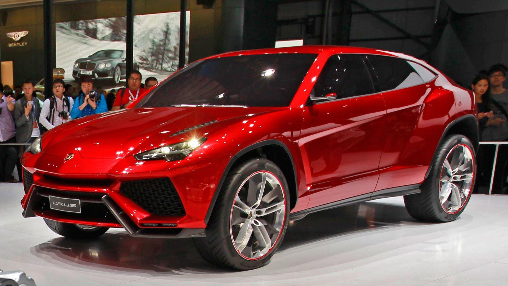 Lamborghini выпустит гибридную версию Urus с мотором от Porsche Panamera