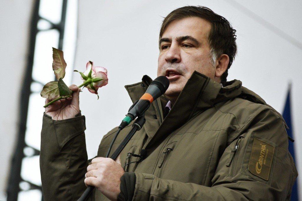Генеральная прокуратура Украины сообщила, что отыскала паспорт Саакашвили уего сторонника
