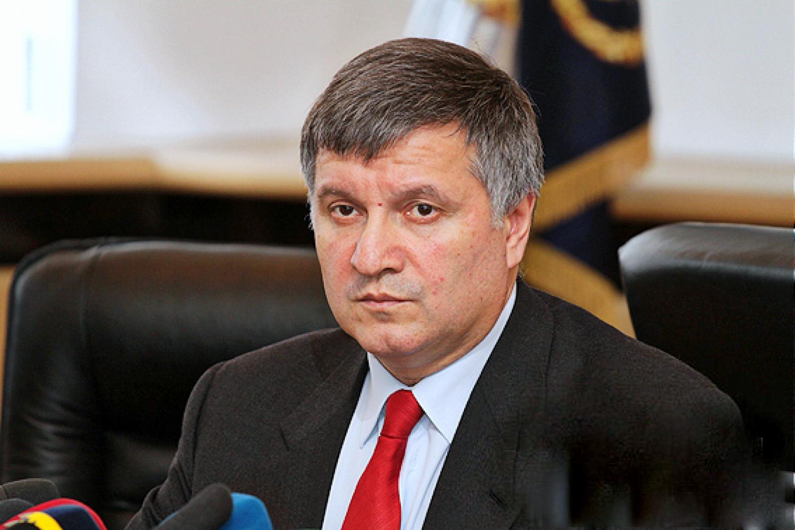 «Михомайдан»: Аваков призвал Саакашвили подчиниться милиции