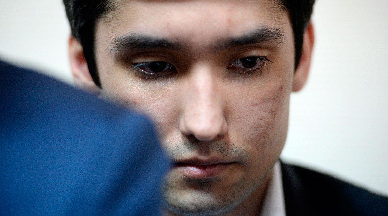 «Гелендваген» Руслана Шамсуарова— сына вице-президента «ЛУКойла» продадут наторгах