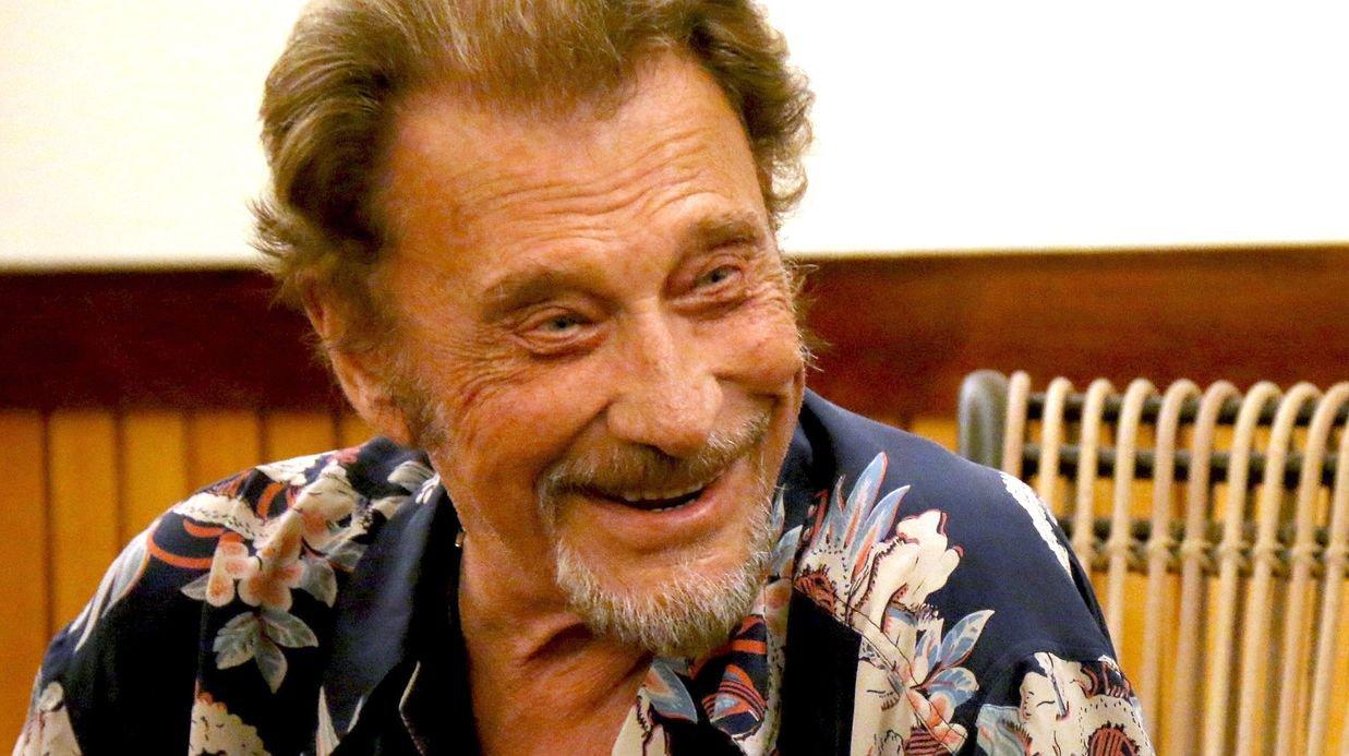 Скончался  известный французский солист  Джонни Холлидей