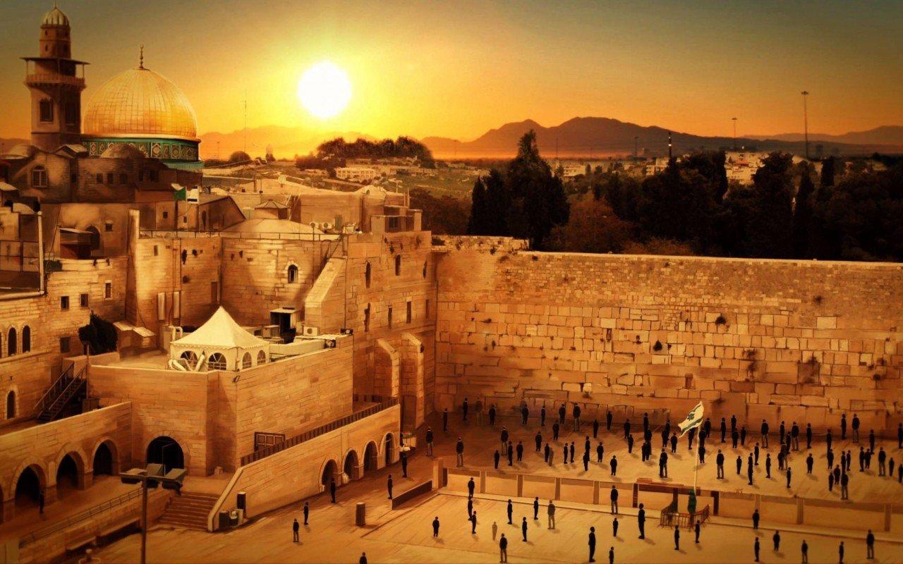 США признают Иерусалим столицей Израиля