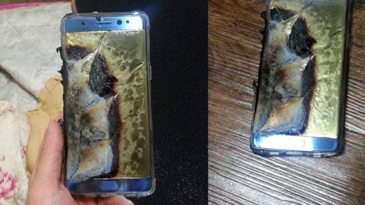 В Омске у школьницы взорвался смартфон ребёнок попал в больницу с ожогами